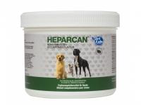 Heparcan -für Hunde zur Unterstützung des Leberstoffwechsels!