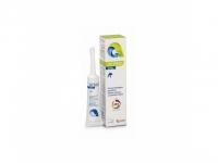 Actea oral- Hygiene der Maulhöhle, Kontrolle Mundgeruch.